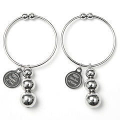 PLEASURE AND PAIN NIPPLE RINGS 50 Shades of Grey Anillos para Pezón tulipanes.club sexshop