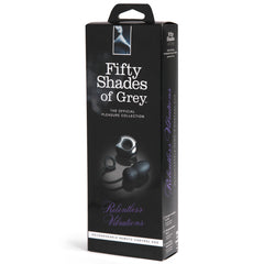 RELENTLESS VIBRATIONS 50 Shades of Grey Vibrador Punto G tulipanes.club sexshop