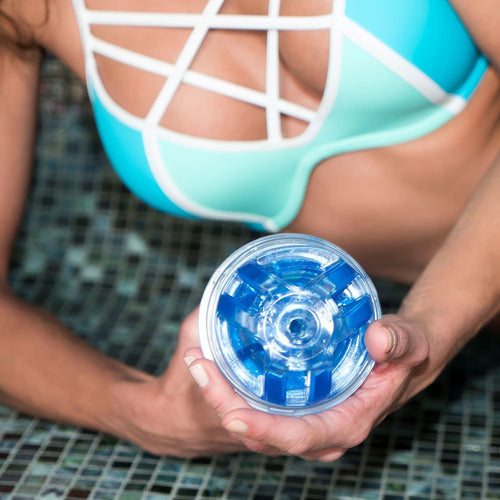 TURBO IGNITION (BLUE ICE) Fleshlight Masturbador Sexo Oral tulipanes.club sexshop