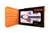 Zoro 5.5 MoradoZoro 5.5 Morado Perfect Fit Dildo y Arnés Strap On tulipanes.club sexshop