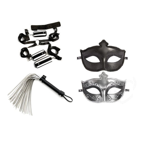 Set Stand To Attention 50 Shades of Grey SET BONDAGE tulipanes.club sexshop
