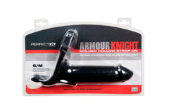 Armour Knight Perfect Fit Arnés y Dildo Strap On tulipanes.club sexshop