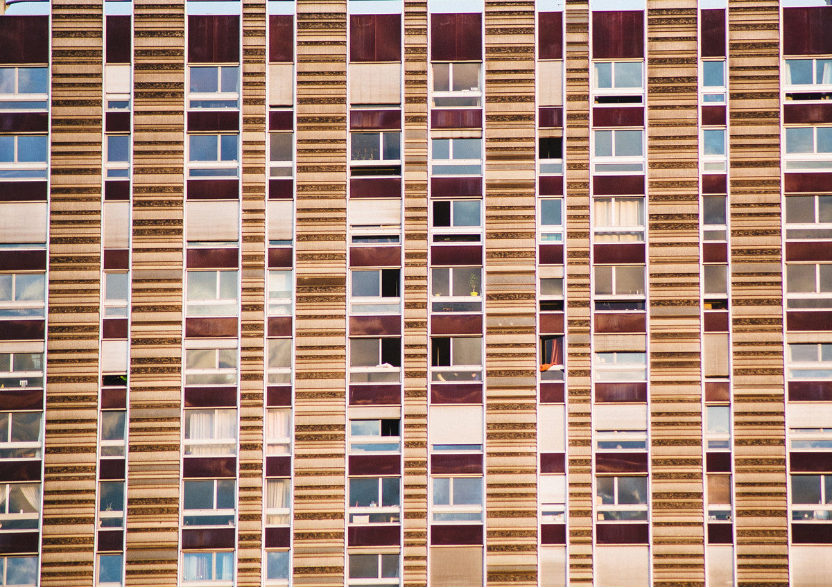 Brown Windows