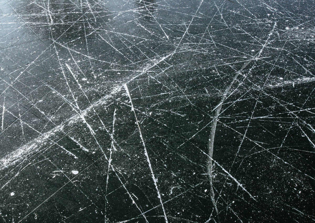 Scratched Ice II