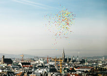 Baloons over Vienna