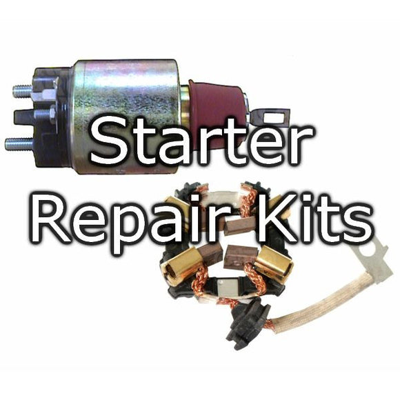 starter repair rebuild kit collection