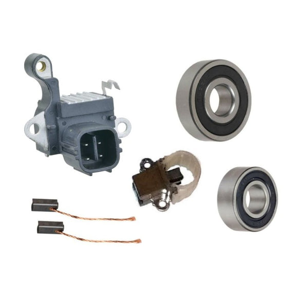Alternator Kit for 2005-2007 Accord 3.0L Regulator, Brushes, Bearings