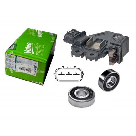 Alternator Repair Kit for 2013-2016 Nissan Sentra 1.8L with FG12T039 Regulator Brushes Bearings