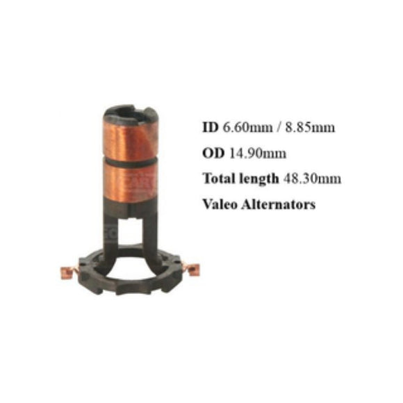 Slip Ring for Valeo Alternator 710111 / 28-94867
