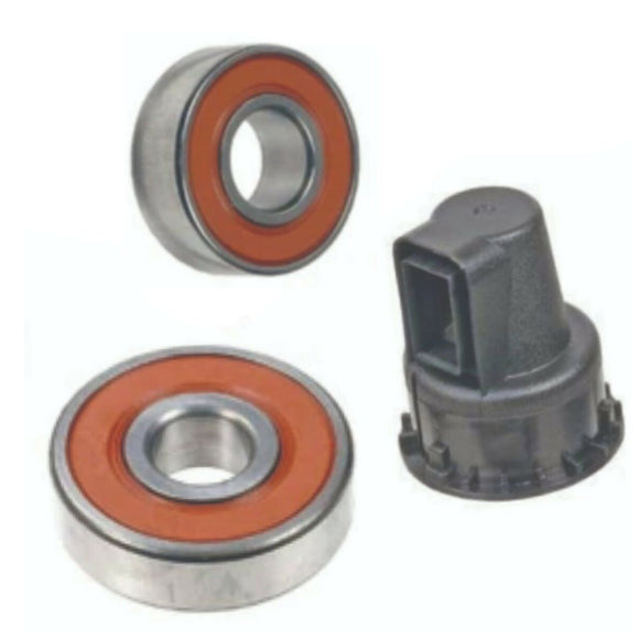 Alternator Bearing Kit 2000-2005 Impala 3.8L with Bosch 105 or 125 Amp Bosch