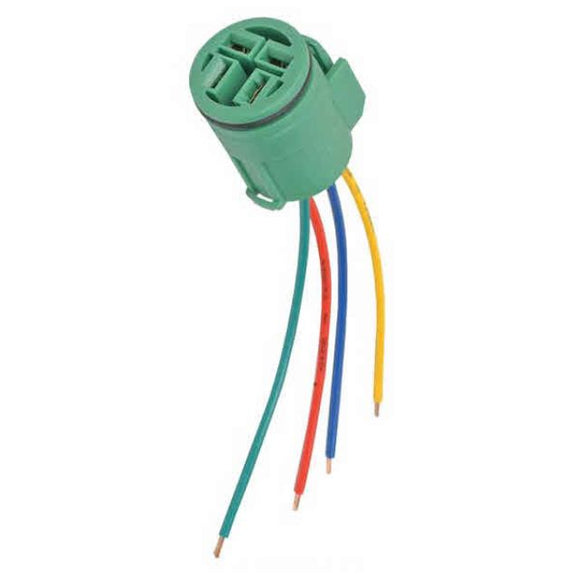 Alternator 4 Wire Replacement Plug, 'Pigtail' 1988-1997 models Civic Accord Prelude Odyssey Integra