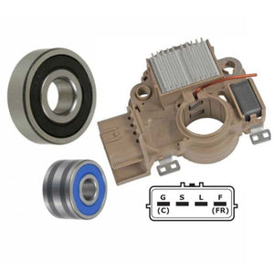 Alternator Kit 2001-2005 Sebring Stratus 2.4L, 2002-2005 Eclipse 2.4L