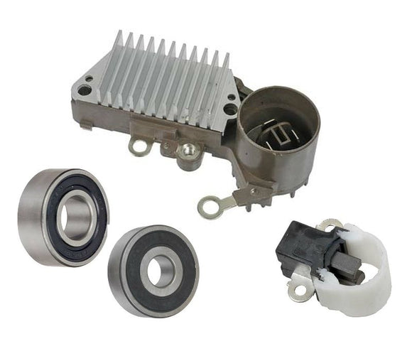 Alternator Regulator Bearings Brushes Kit Denso Alternator 1990-1991 Lexus ES250, Camry 2.5L