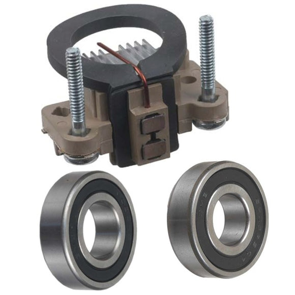 Alternator Kit for Bobcat 443 753 773 863 &more with Mando A000B0431