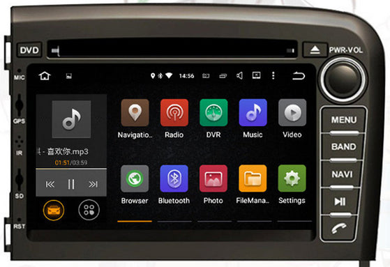 AZOM VLX Multimedia Bilstereo | <strong>VOLVO S80 1998-2006</strong> | 7"