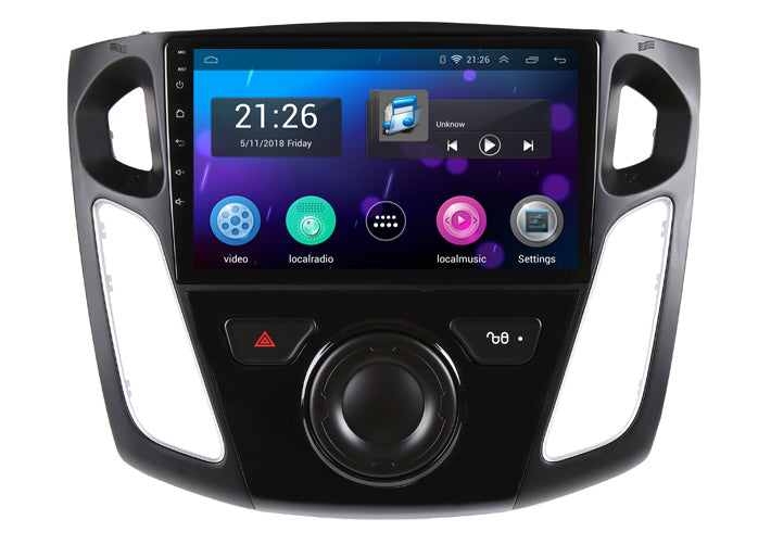 AZOM REX Multimedia Bilstereo | <strong>FORD FOCUS 2012 - 2015</strong> | 9"
