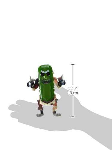 Funko Pop Animation Morty-Pickle Rick Collectible Figure - Arvonic