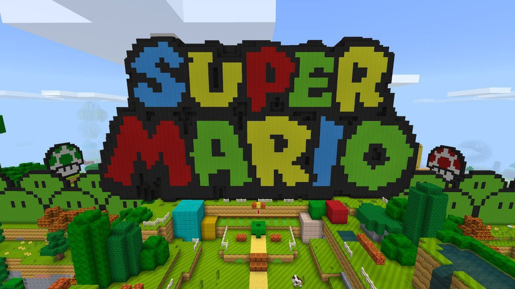 Minecraft - Nintendo Switch - Arvonic