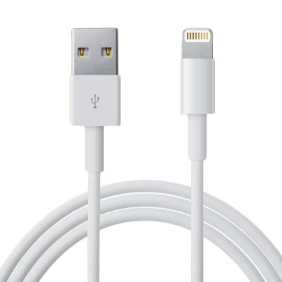 Charger Adapter + USB Cable for Apple iPad & iPhone 5/5s/5c, 6/6S - Arvonic