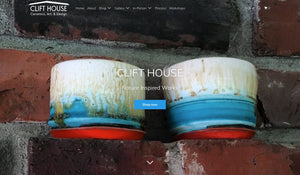 Soft Opening of Clifthouseceramics.com