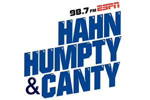 Hahn, Humpy & Canty on ESPN Radio 98.7 FM New York