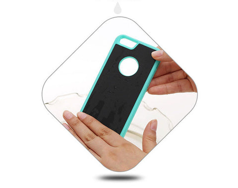 imported anti gravity iphone case, non sticky phone case, apple case