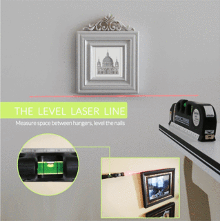All-In-One Laser Level Tools - GlobePanda