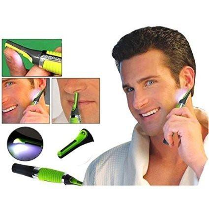Cordless Hair Trimmer With Built In Led Light