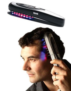 Electric Anti-Static Hair Regrowth Massager Comb