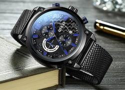 Leather Strap Cool Watch