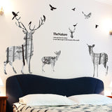 Wall sticker, room, kitchen, drawing room, shop, office, design, pattern, 3d, self-adhesive, home utility, home décor, interior decoration, children room