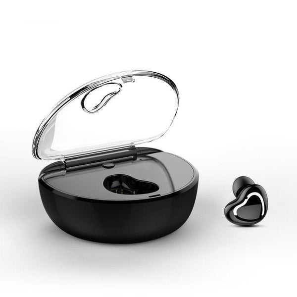 Andrews Apple Ultra-Small Invisible Wireless Earbud Headset Earphones - GlobePanda