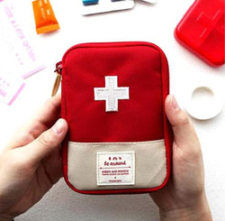 Outdoor Travel First Aid Kit Bag