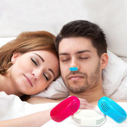 anti-snoring, snort, nasal vent, good sleep, air purifier, silicone, health, scientific, medical