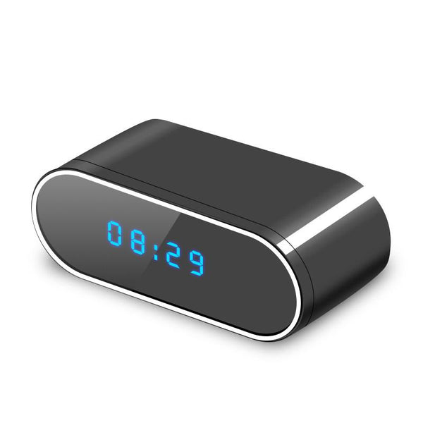 Alarm Clock With Hidden Camera Clocks - GlobePanda