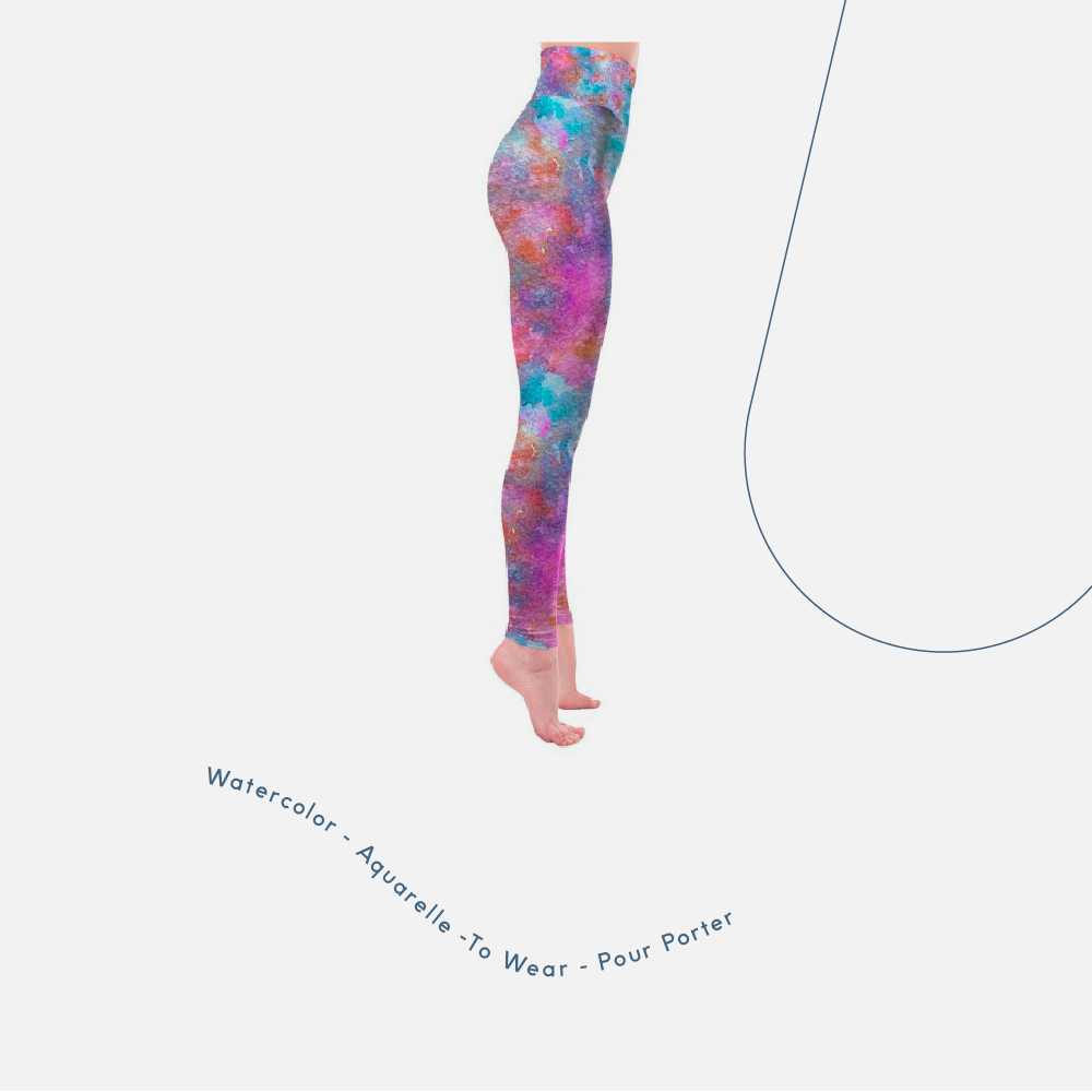La sirène II - Mermaid Leggings
