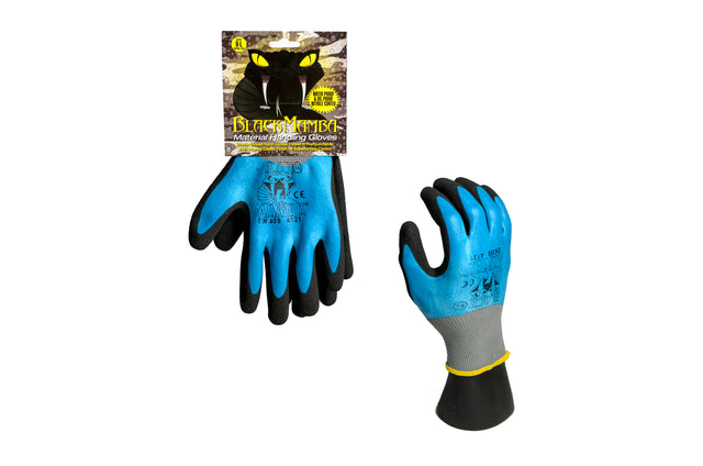 Double Dipped Waterproof Nitrile Gloves