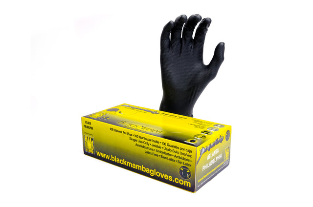 Torque Grip Nitrile Gloves