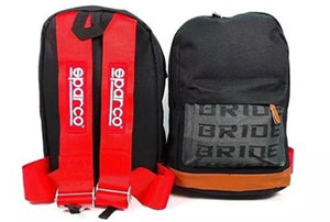 Bride Sparco Backpack- Red