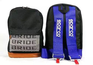Bride Sparco Backpack- Blue