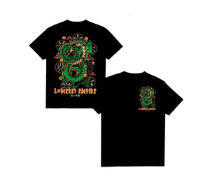 Dragon Ball Z Lowered Empire Shirt PRE ORDER SHIPS 2/5
