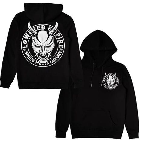 Lowered Empire Logo Hoodie