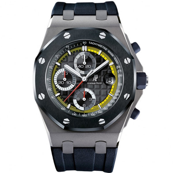 Audemars Piguet Royal Oak Offshore Chronograph Sebastien Buemi - 26207IO.OO.A002CA.01 - Watches World