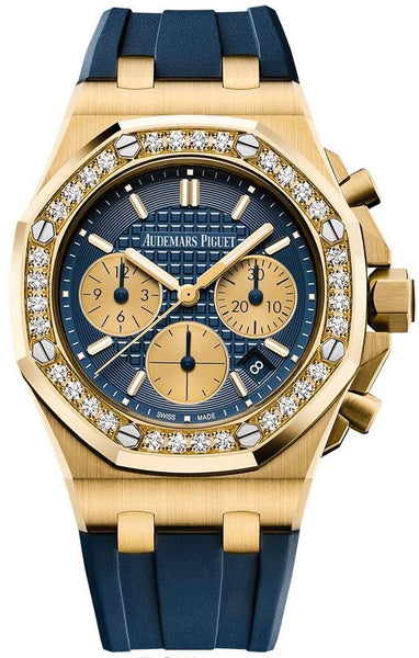 Audemars Piguet Royal Oak Offshore Chronograph - Watches World