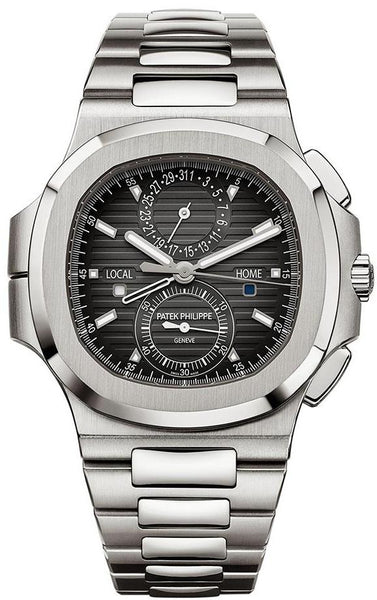 Patek Philippe Nautilus Aquanaut Travel Time Chronograph 5990/1A-001