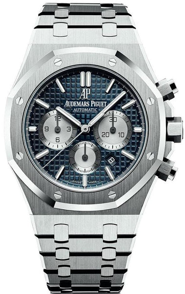 Audemars Piguet Royal Oak Chronograph - Watches World