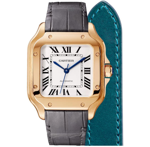Cartier Santos Large Model - Watches World