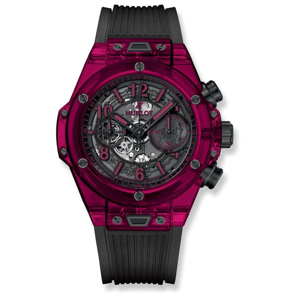 Hublot Big Bang Unico Red Sapphire Flyback Chronograph - Watches World