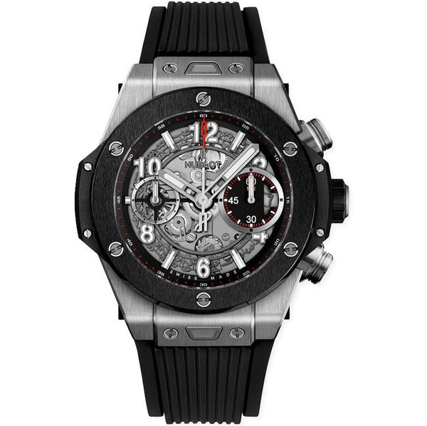 Hublot Big Bang Unico Skeleton Flyback Chronograph - 441.NM.1170.RX - New - 2019 - Watches World
