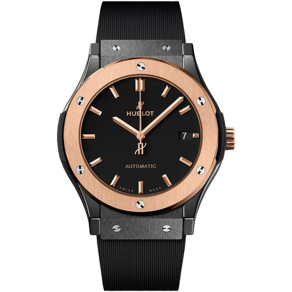 Hublot Classic Fusion Ceramic King Gold 42mm 542.CO.1181.RX